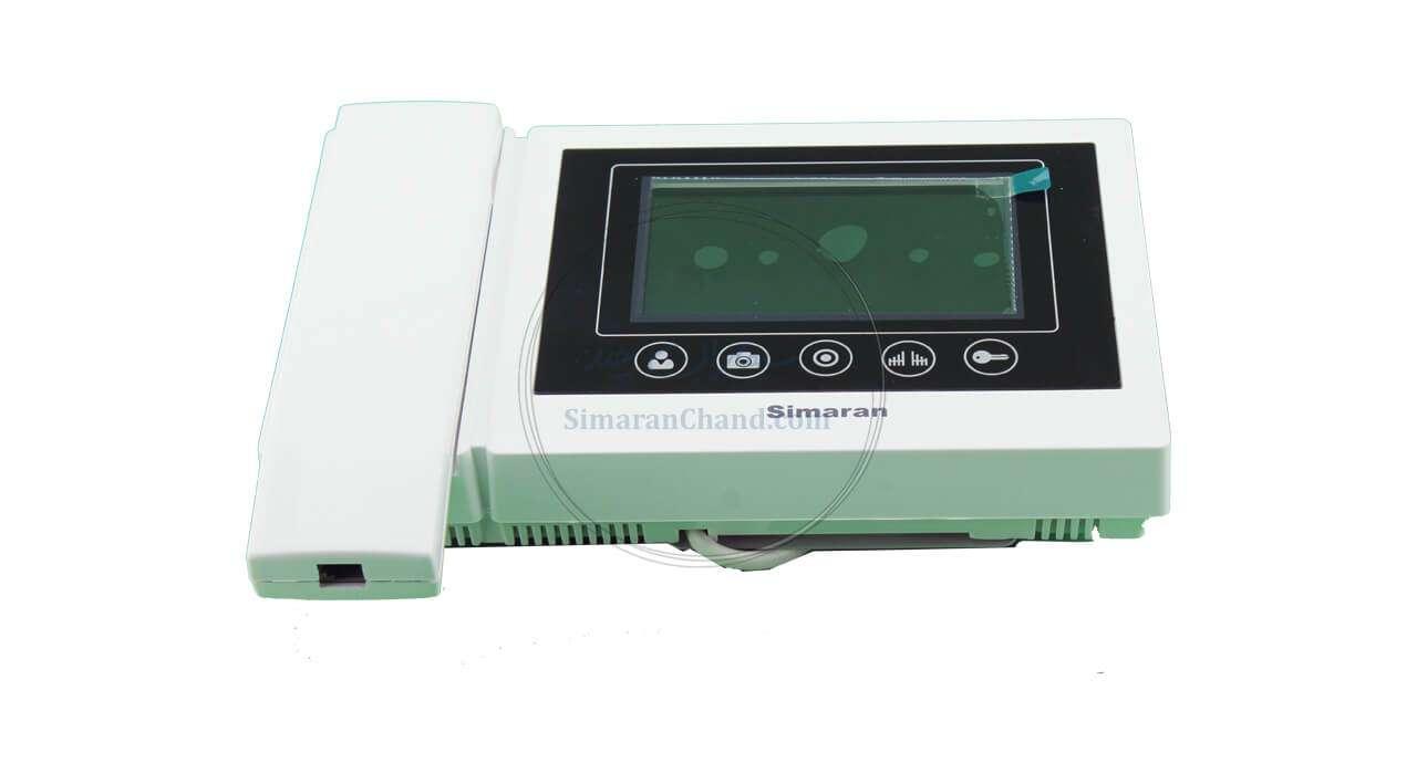 آیفون تصویری سیماران 4/3 اینچ با حافظه، مدل HS-43TK/M200